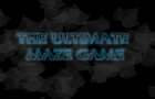 The Ultimate Maze Game 2 by ecklcakes