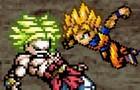 Goku & Vegeta Vs. Broly