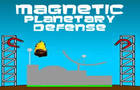 Magnetic Planetary Defens