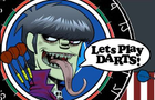 Gorillaz Drunken Darts