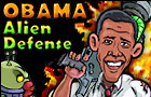 Obama Alien Defense by MiniClip