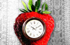 Triumph des Erdbeere