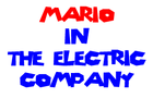 mario electric company by adscomics