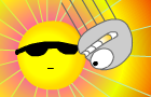 The Sun & Jellyfish