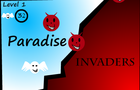 Paradise Invaders by chrisp0