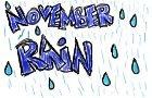 november rain story