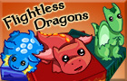Flightless Dragons by sketchbookgames