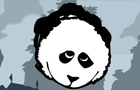 Panda Cannon by LongAnimals