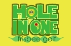 Hole In One Frisbee Golf by Herger