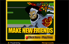 Newgrounds Ad Gone Crazy!