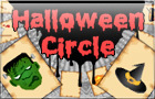 Halloween Circle by KingDotCom