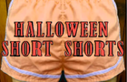 Halloween Short Shorts