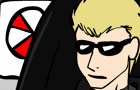 You made Wesker angry