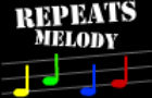 Repeats melody