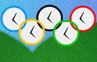 2010 Clocklympics by ClockOfBlob