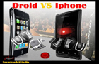 Droid vs Iphone