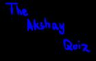 Akshay's Quiz Prequel