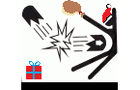 Stick Figure Smash Xmas
