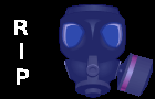 The Death of Bluegasmask