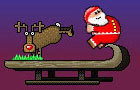 Super Santa Kicker by Boredcom
