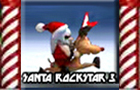 Santa Rockstar 3 by andvari3d
