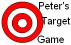 Target Game (Peter)