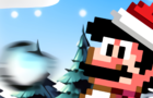 Super Mario Claus by JosephAS1