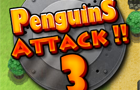 Penguins attack 3 by kazama-bee