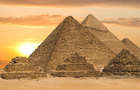 Egypt Pyramids Jigsaw by jig5awdotcom