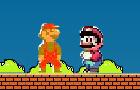 Mario vs Classic Mario