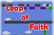 A Leap Of Faith!