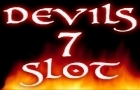 Devil's 7 slot by WorldOfSlots