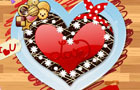 Heart Cookies Decoration