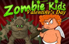 Zombie Kids.Valentine Day by gamezhero