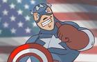 MvC3: Captain America