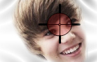 Shoot Down Bieber by darkdemonlord8