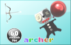 60 seconds for archer by MajorMilizii