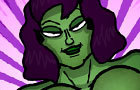 MvC3: She-Hulk by RicePirate