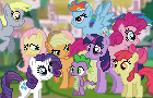 My Little Pony Sprites V5 by urimas