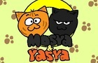 Mosya&Yasya the two cats