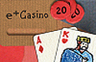 e+Casino Blackjack Paper by 7a