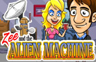 Zee &amp; The Alien Machine by ClickShake