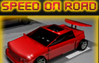 NOS Speed on road by man3d