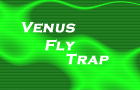Venus Fly Trap by SX3Penguo