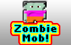 Zombie Mob by zerojosh