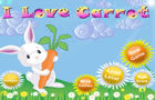 I Love Carrot by OneOnlineGames