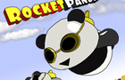 Rocket Panda by LongAnimals