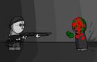 Madness combat 1 zombie