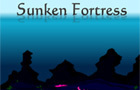 Sunken Fortress by Clau-Dia