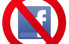Say NO to Facebook Button by Prid-Outing